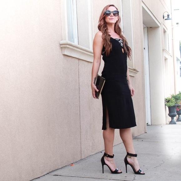 South Moon Under Dresses & Skirts - Black cocktail dress